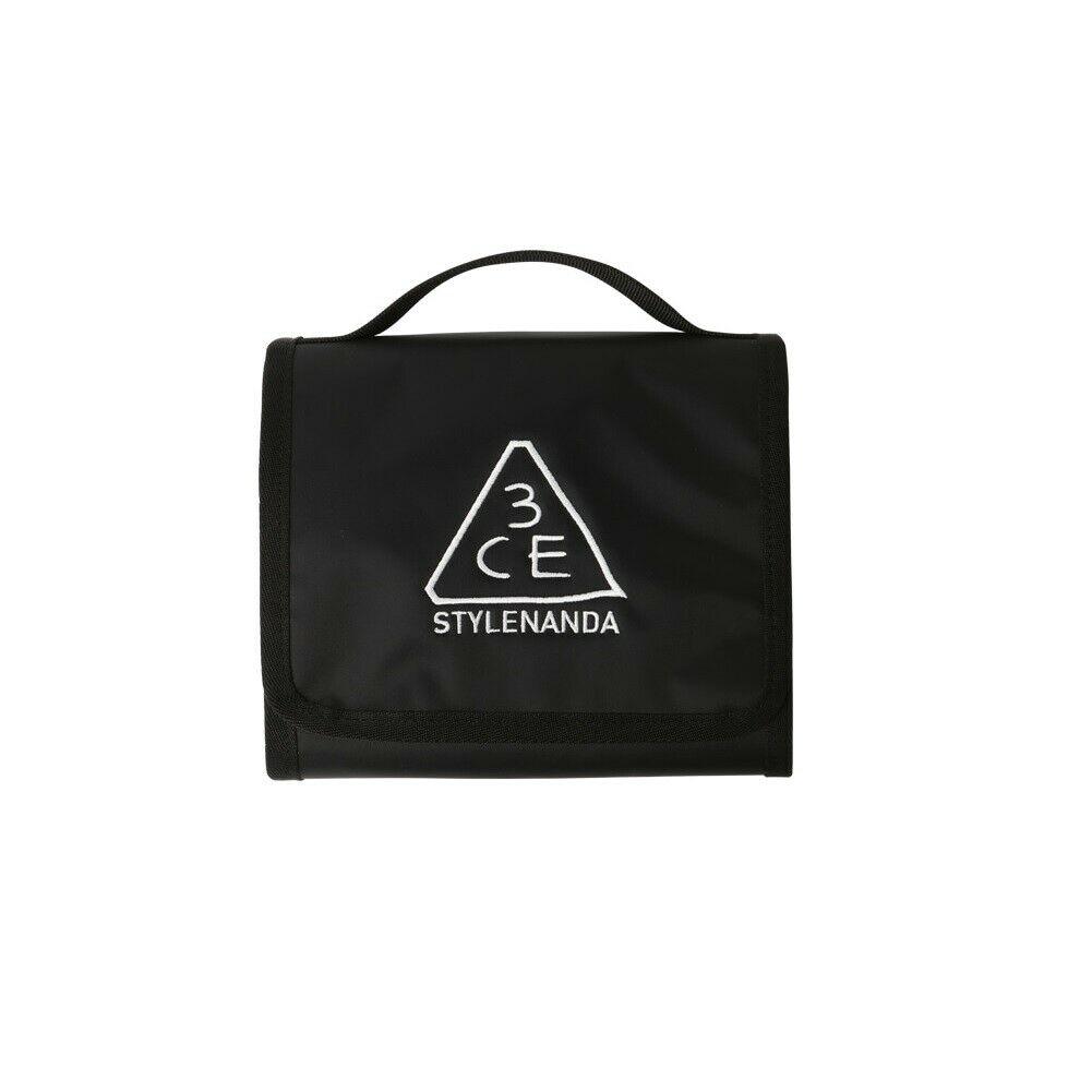 3CE WASH BAG #Black