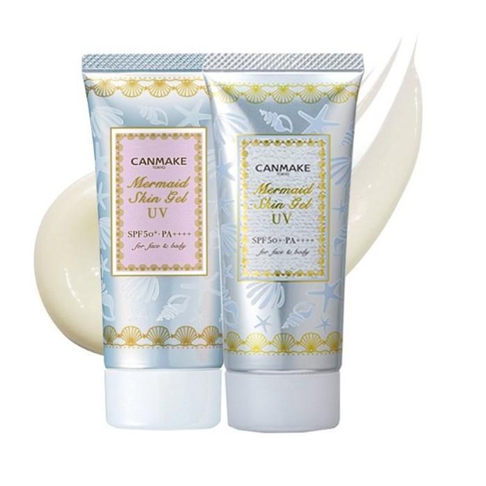 Canmake Mermaid Skin Gel UV SPF 50+ / PA++++ 40g.