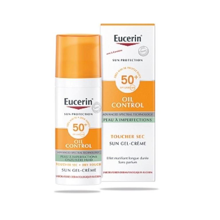 Eucerin Sun Protection Oil Control SPF50+ PA+++ 50ml.