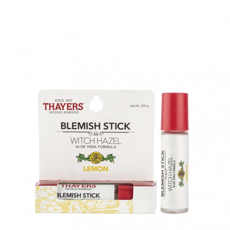 Thayers Blemish Stick Witch Hazel Aloe Vera Formula Lemon 6.8 Ml.