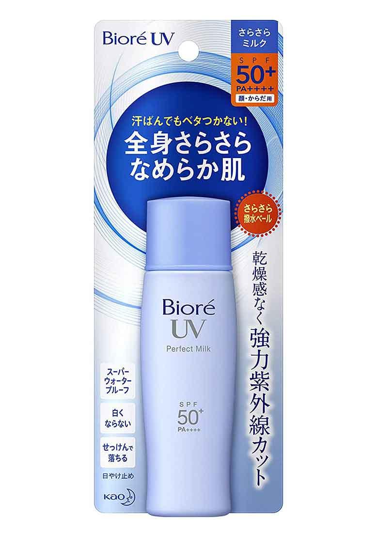Biore UV Perfect Milk SPF50+ PA++++ 40ml.