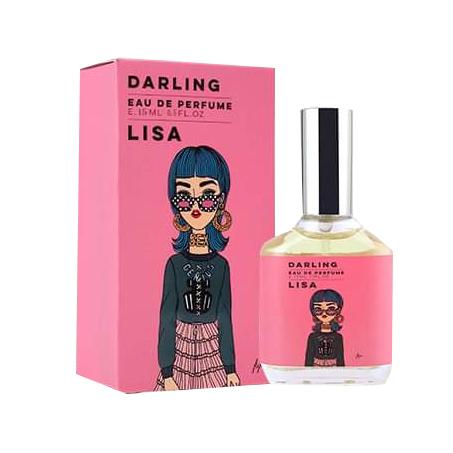 MISS & KISS Darling Perfume x Kapi