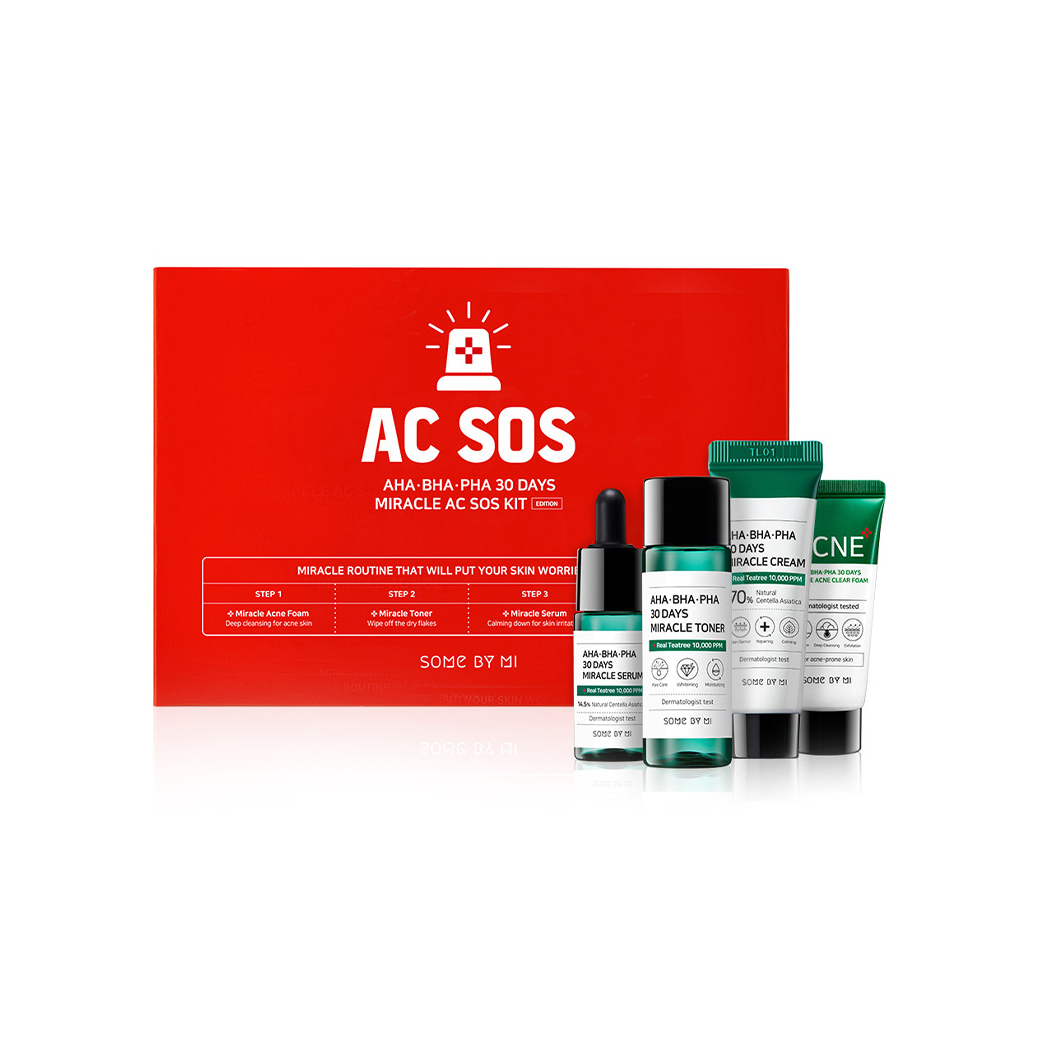 SOME BY MI 30Days Miracle AC SOS KIT