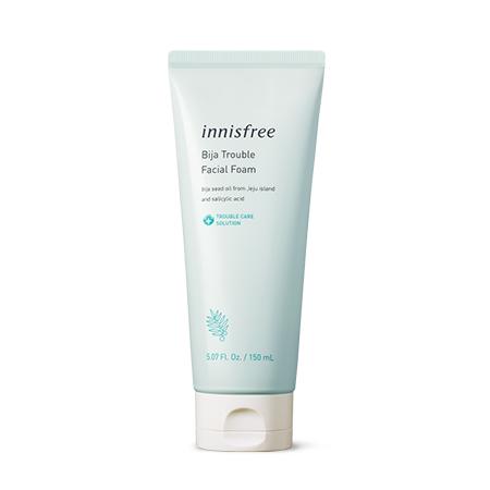INNISFREE Bija Trouble Facial Foam (150ml)