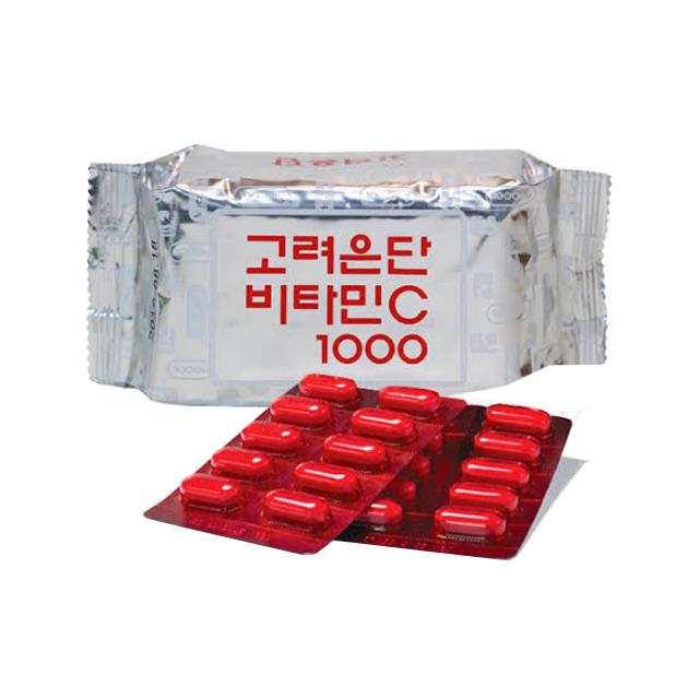 Korea Eundan Vitamin C อึนดัน (60 แคปซูล)