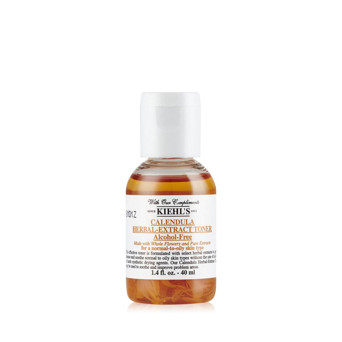 KIEHL'S Calendula Herbal Extract Toner Alcohol-Free (ขนาดทดลอง)