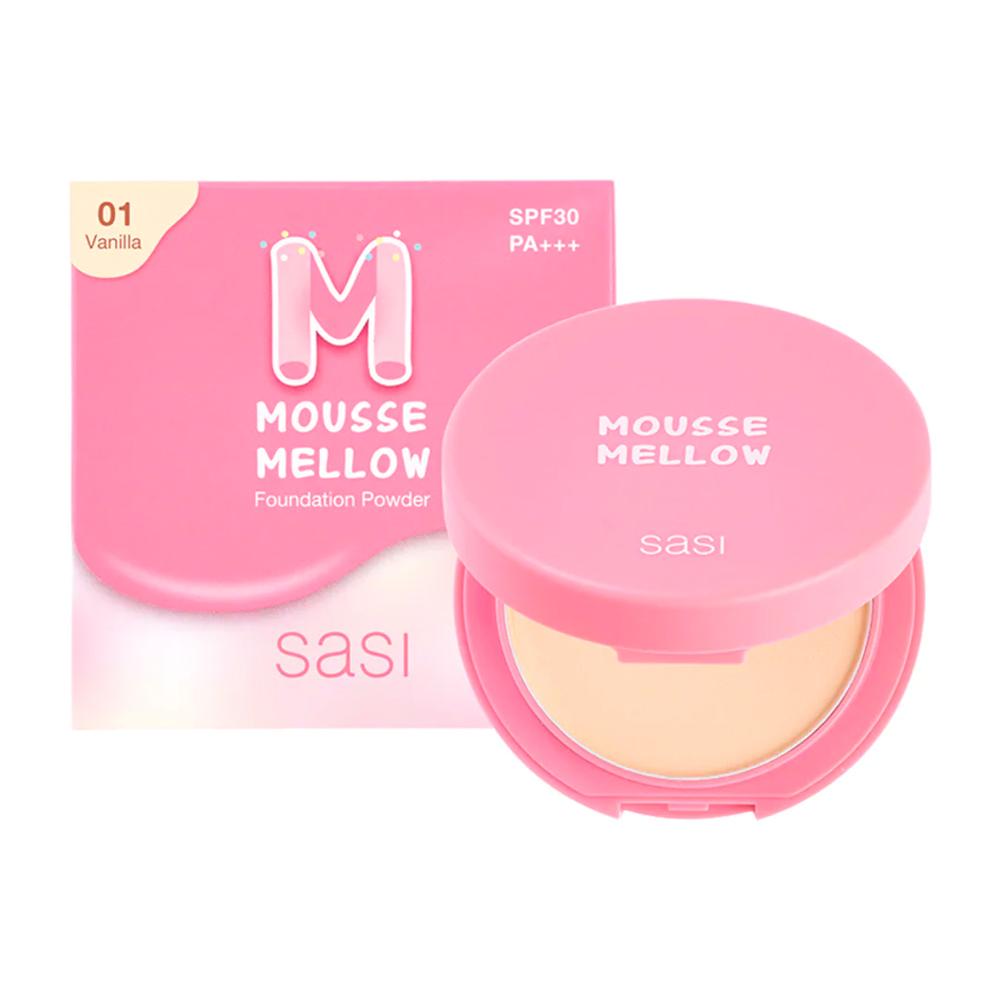 SASI Mousse Mellow Foundation Powder