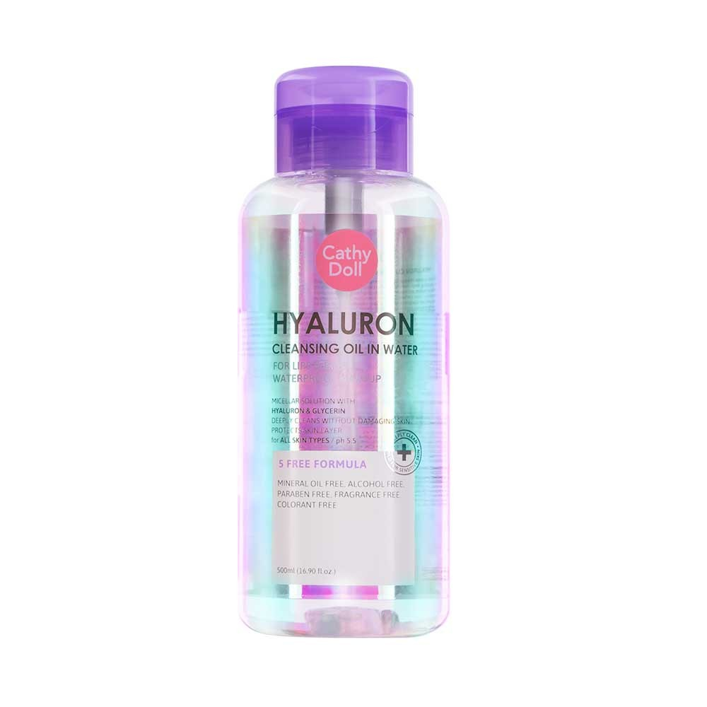 CATHY DOLL Hyaluron Cleansing Oil in Water