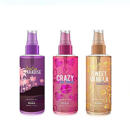 MALISSA KISS Whitening Perfume Body Spray