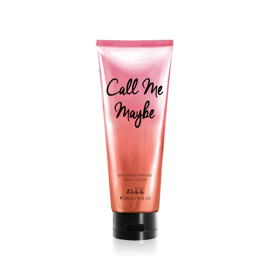 MALISSA KISS Whitening Perfume Body Lotion