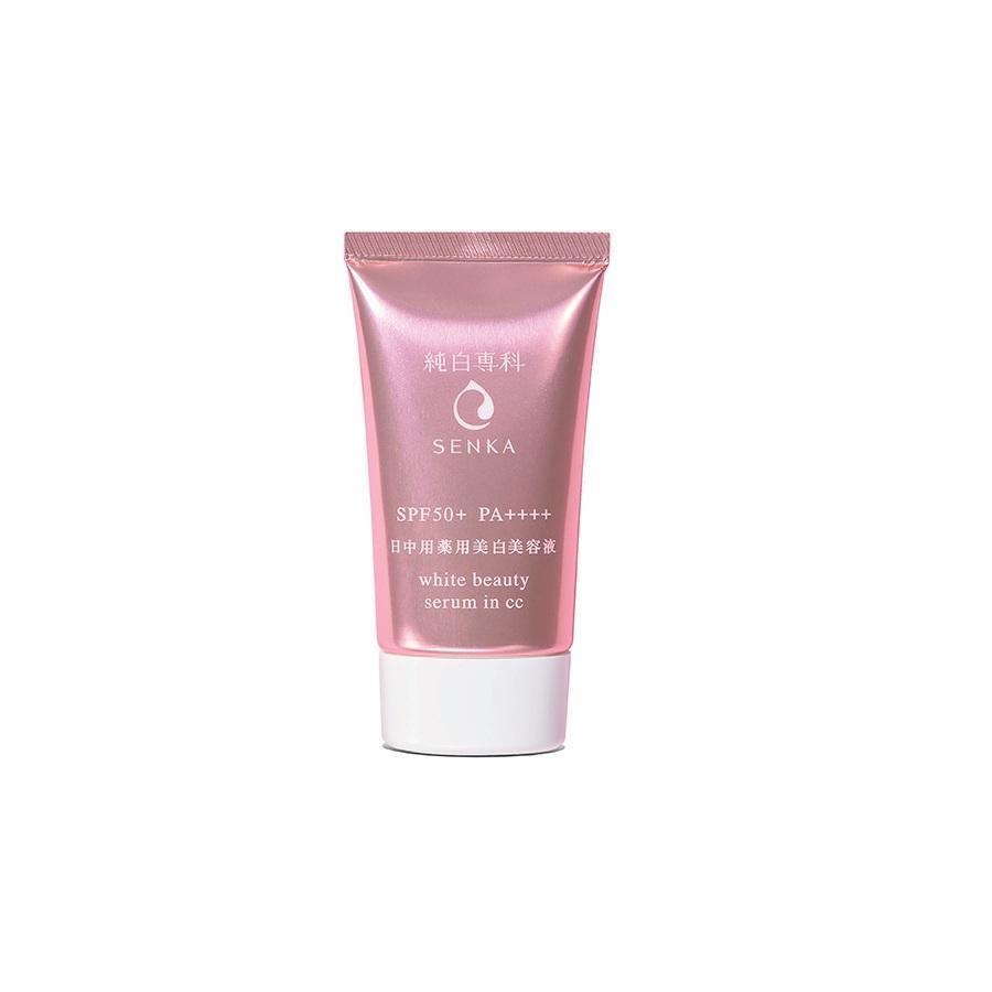 SENKA White Beauty Serum in CC (40g)
