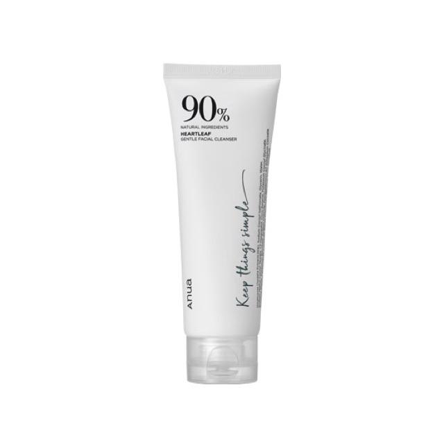 ANUA Acne Facial Cleanser (120ml) โฟมล้างหน้าพี่จุน