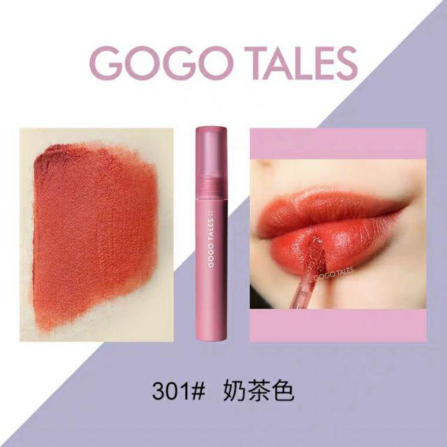 GOGO Tales AIR Velvet LLip Gloss #301