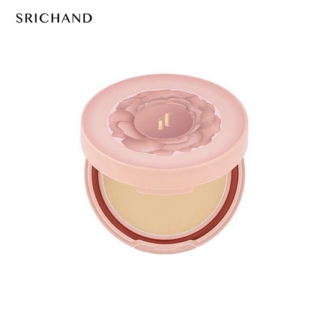 SRICAND Enchanted Duo Charm Compact Powder (4.5 g)