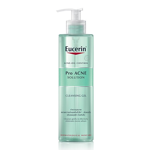 Eucerin Pro Acne Solution Cleansing Gel 400ml.