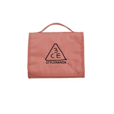 3CE WASH BAG_SMALL #Pink Beige